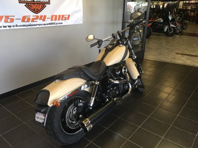 2015 Harley-Davidson Dyna Fat Bob at Champion Harley-Davidson
