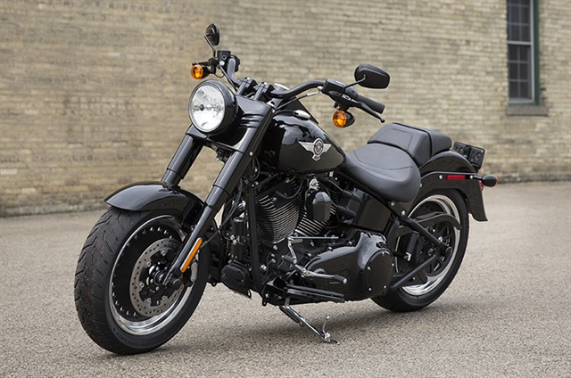 2016 Harley-Davidson S-Series Fat Boy at Mike Bruno's Bayou Country Harley-Davidson