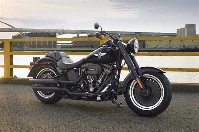 2016 Harley-Davidson S-Series Fat Boy at Mike Bruno's Bayou Country Harley-Davidson