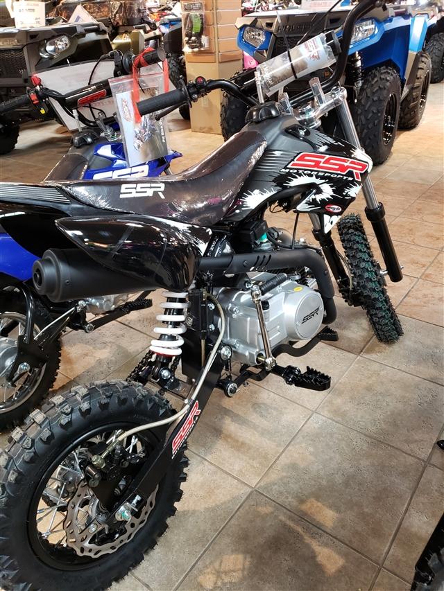 2018 SSR Motorsports SR110 Base at Reno Cycles and Gear, Reno, NV 89502