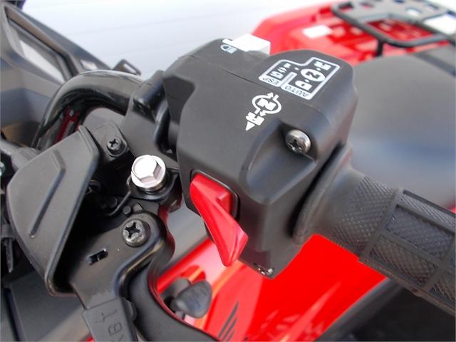 2021 Honda FourTrax Rancher 4X4 Automatic DCT EPS at Nishna Valley Cycle, Atlantic, IA 50022