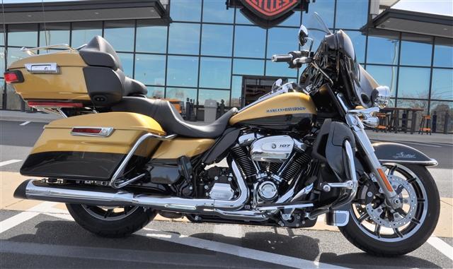 2017 Harley-Davidson Electra Glide Ultra Limited Low at All American Harley-Davidson, Hughesville, MD 20637