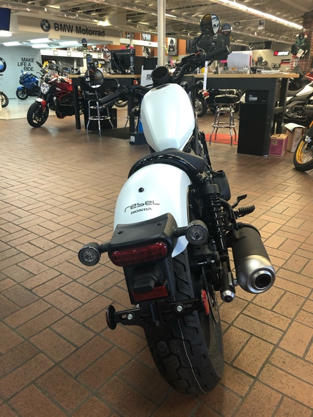 2021 Honda Rebel 500 ABS at Wild West Motoplex