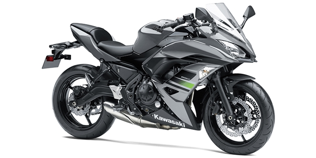 2018 Kawasaki Ninja 650 Base at Hebeler Sales & Service, Lockport, NY 14094