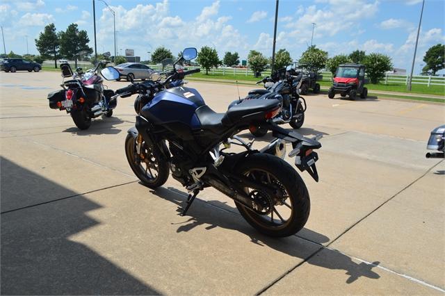 2021 Honda CB300R ABS at Shawnee Honda Polaris Kawasaki