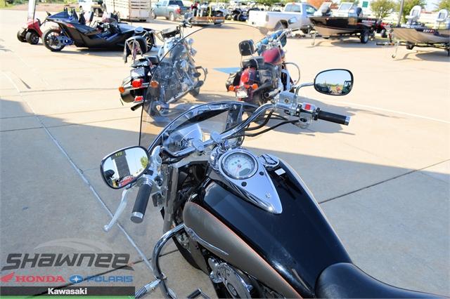 2007 Kawasaki Vulcan 1600 Nomad at Shawnee Honda Polaris Kawasaki