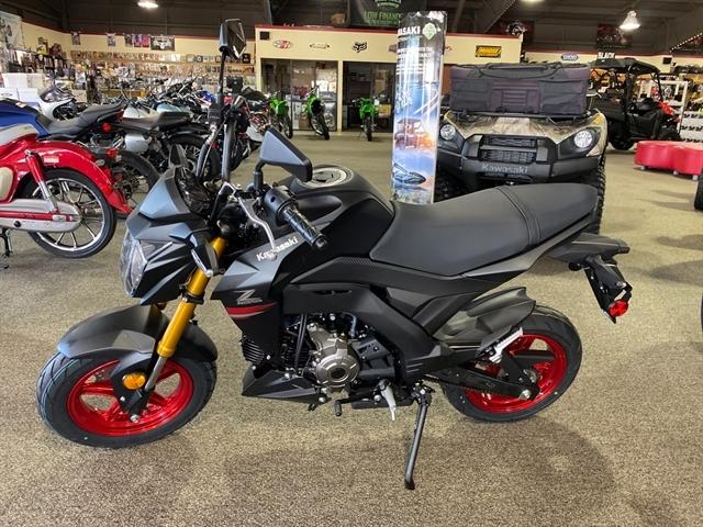 2021 Kawasaki Z125 PRO Base at Dale's Fun Center, Victoria, TX 77904