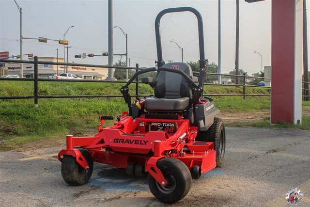 2020 Gravely Pro-Turn Z 48 Gravely Engine at Bill's Outdoor Supply