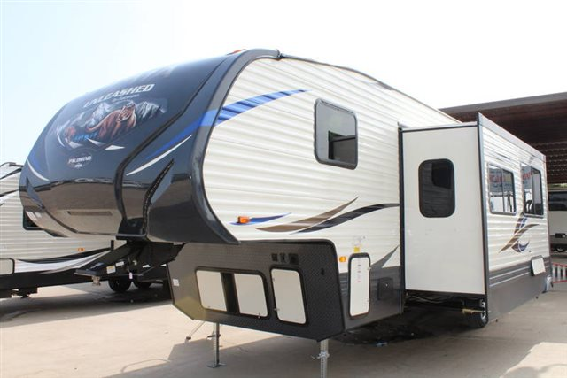 2019 Palomino Puma Unleashed 351THSS Toy Hauler at Campers RV Center, Shreveport, LA 71129
