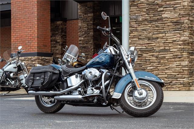 2001 HD FLSTC at Harley-Davidson of Dothan