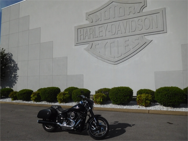 2019 Harley-Davidson Softail Sport Glide at Bumpus H-D of Murfreesboro