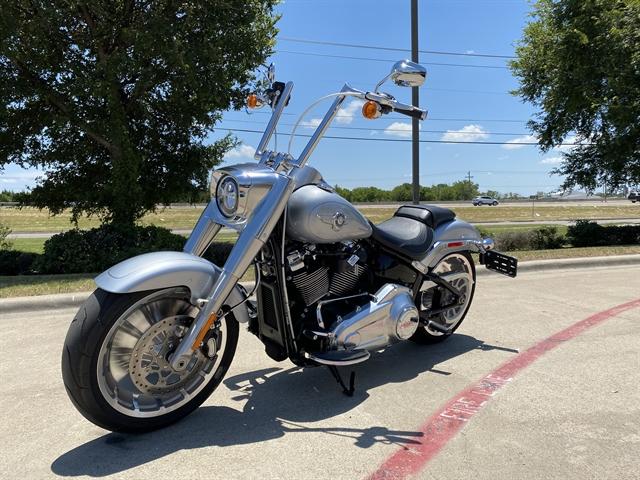 2020 Harley-Davidson Softail Fat Boy 114 at Harley-Davidson of Waco