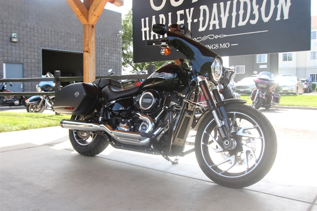 2020 Harley-Davidson Softail Sport Glide at Outlaw Harley-Davidson