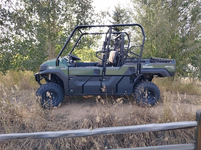 2021 Kawasaki Mule PRO-DXT Diesel EPS at Power World Sports, Granby, CO 80446