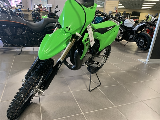 2021 Kawasaki KX 100 at Star City Motor Sports