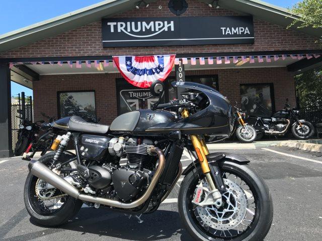 2020 TRIUMPH THRUXTON TFC at Tampa Triumph, Tampa, FL 33614