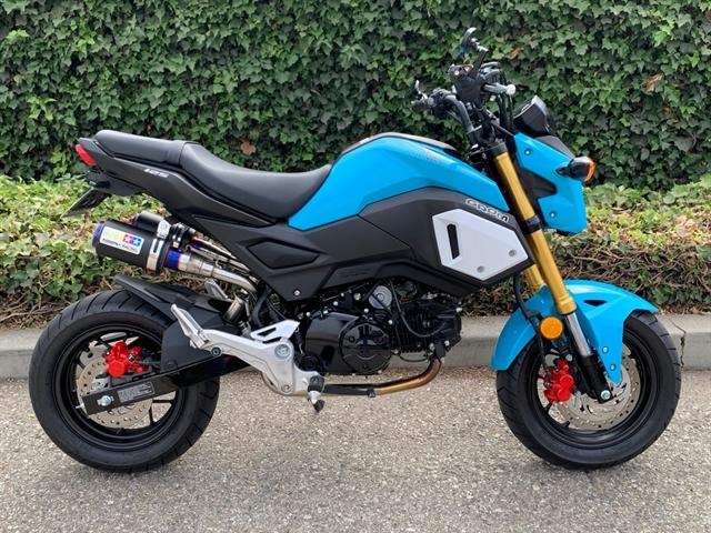 2020 Honda Grom Base at Ventura Harley-Davidson