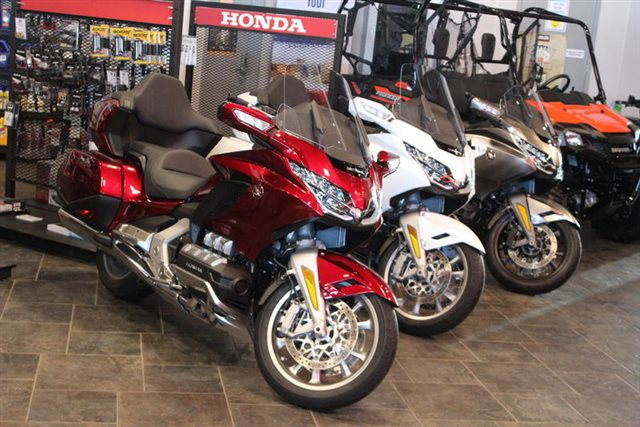 2018 Honda Gold Wing DCT at Kent Powersports, North Selma, TX 78154