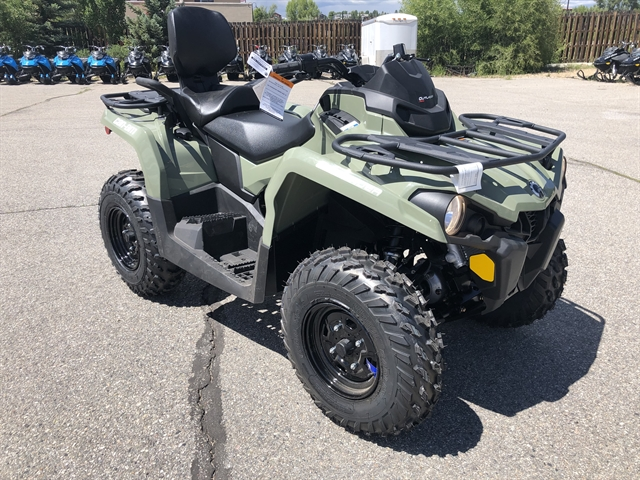 2020 Can-Am Outlander MAX DPS 450 at Power World Sports, Granby, CO 80446
