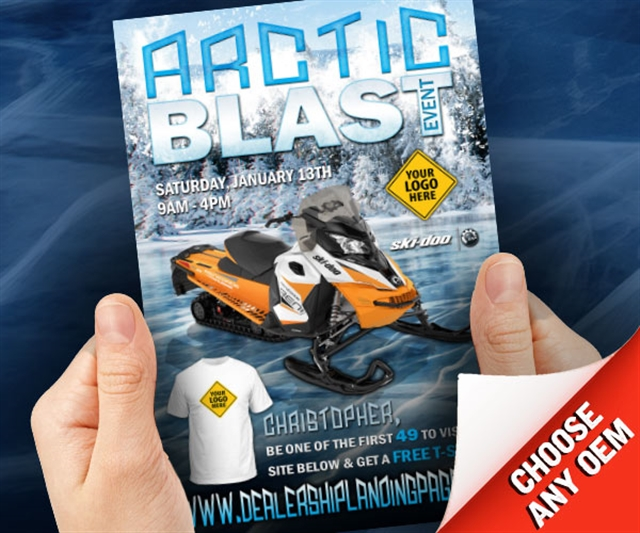 Arctic Blast Powersports at PSM Marketing - Peachtree City, GA 30269