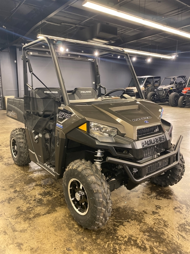 2021 Polaris Ranger 570 Premium at Sloans Motorcycle ATV, Murfreesboro, TN, 37129