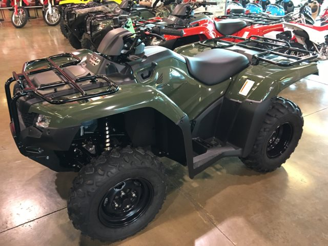 2017 Honda FourTrax Rancher 4X4 at Kent Powersports of Austin, Kyle, TX 78640