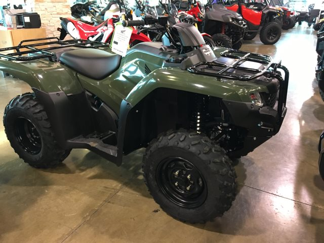 2017 Honda FourTrax Rancher 4X4 at Kent Powersports of Austin, Kyle, TX 78640