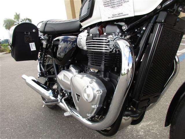 2018 Triumph Bonneville T100 Standard at Stu's Motorcycles, Fort Myers, FL 33912