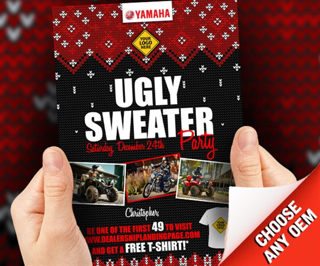 2019 Winter Ugly Sweater Party Powersports at PSM Marketing - Peachtree City, GA 30269