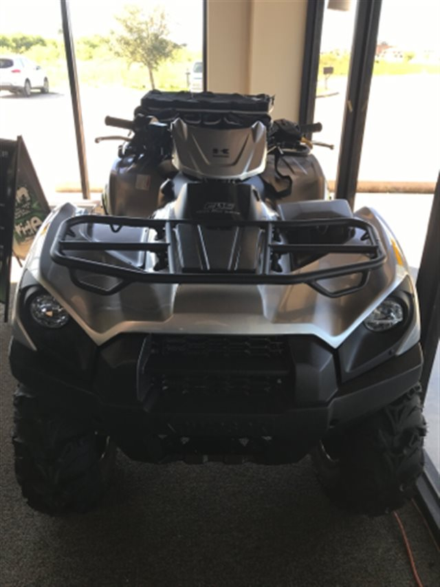 2019 Kawasaki Brute Force 750 4x4i EPS at Dale's Fun Center, Victoria, TX 77904