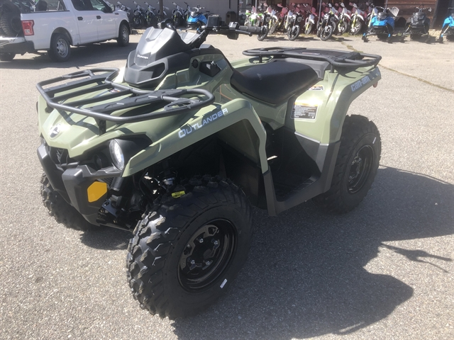2020 Can-Am Outlander DPS 450 at Power World Sports, Granby, CO 80446