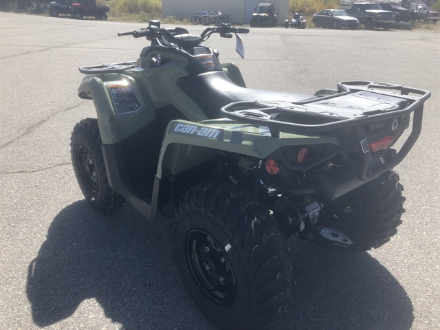 2020 Can-Am™ Outlander™ DPS 450 at Power World Sports, Granby, CO 80446