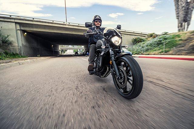 2021 Kawasaki Vulcan S ABS Café at Santa Fe Motor Sports