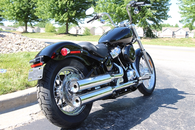 2020 Harley-Davidson Softail Standard at Outlaw Harley-Davidson
