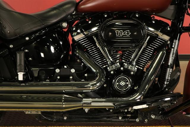 2018 Harley-Davidson Softail Heritage Classic 114 at Texas Harley