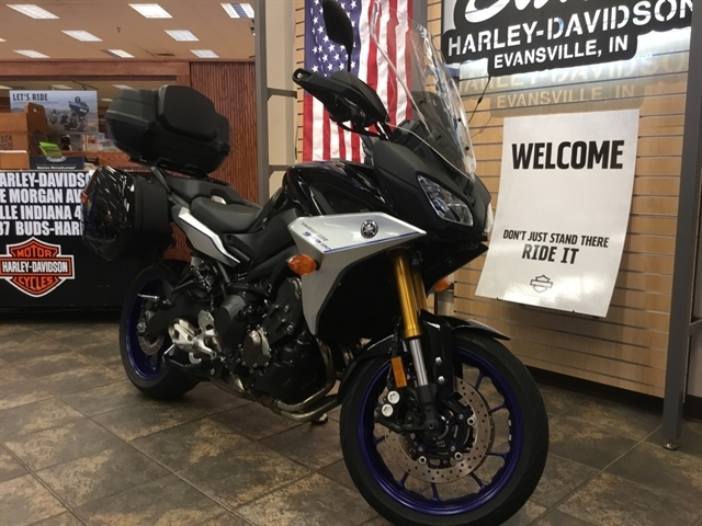 2019 Yamaha Tracer 900 GT at Bud's Harley-Davidson