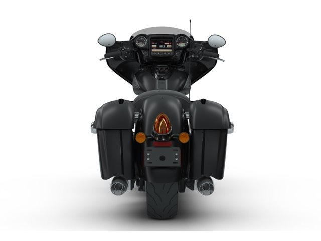 2018 Indian Motorcycle Chieftain Dark Horse ABS Thunder Black Smoke at Brenny's Motorcycle Clinic, Bettendorf, IA 52722