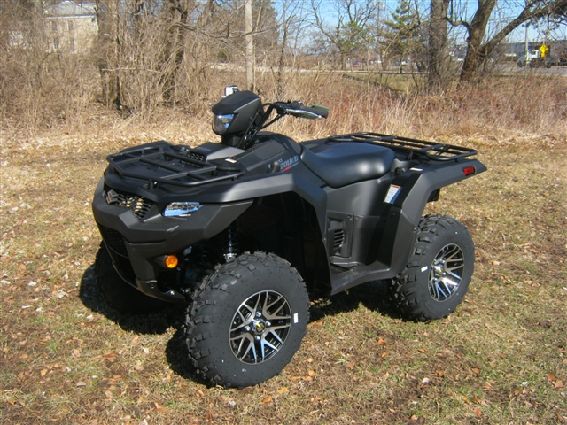 2019 Suzuki KingQuad 500 AXi Power Steering SE+ at Brenny's Motorcycle Clinic, Bettendorf, IA 52722