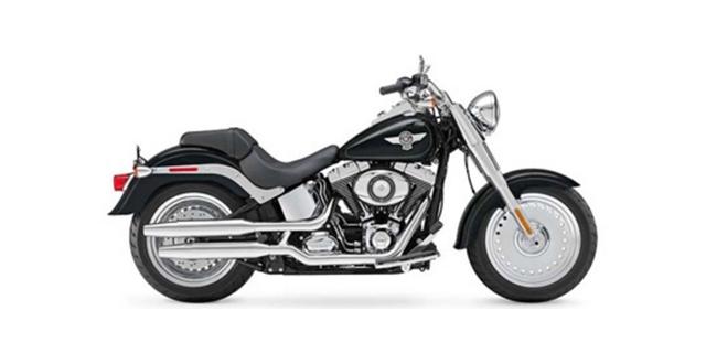 2014 Harley-Davidson Softail Fat Boy at Southside Harley-Davidson