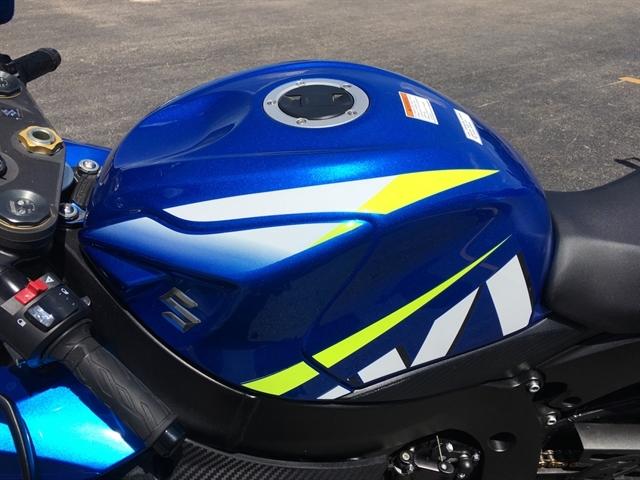 2015 Suzuki GSX-R 750 at Randy's Cycle, Marengo, IL 60152