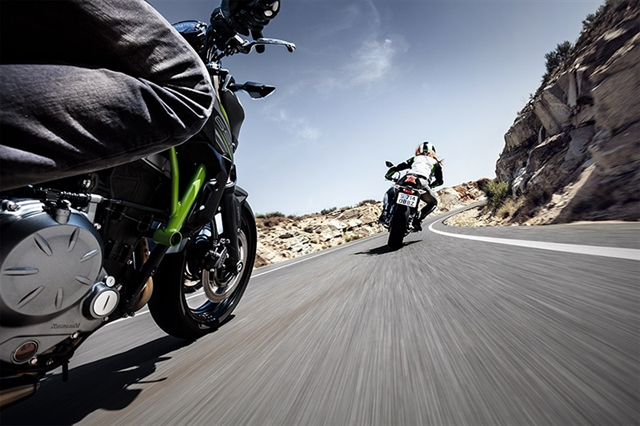 2019 Kawasaki Z650 Base at Kawasaki Yamaha of Reno, Reno, NV 89502
