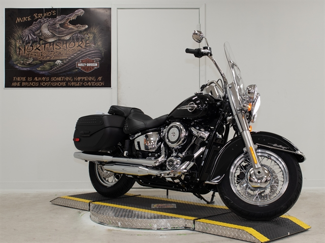 2020 HD FLHC at Mike Bruno's Northshore Harley-Davidson