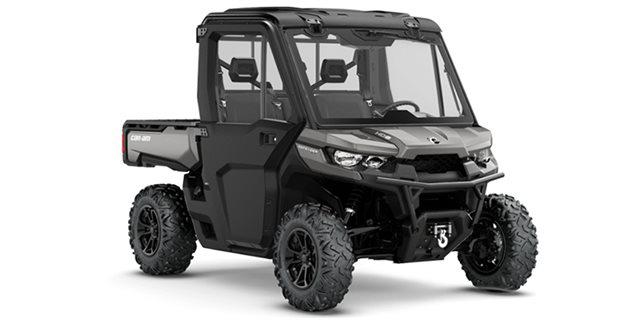 2018 Can-Am Defender XT CAB HD8 at Riderz
