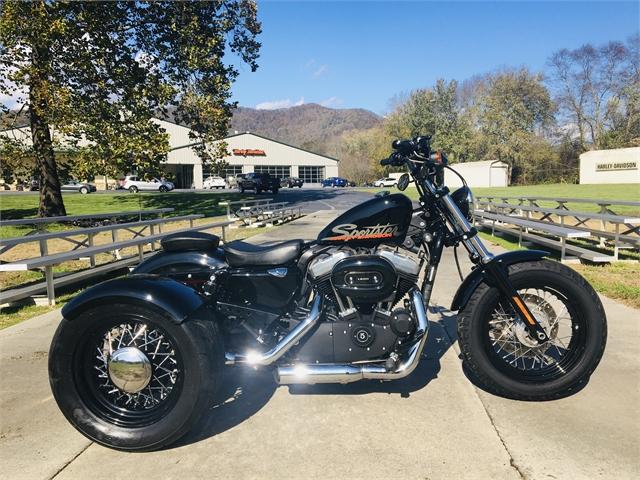 2010 Harley-Davidson Sportster Forty-Eight at Harley-Davidson of Asheville