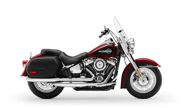 2020 Harley-Davidson Softail Heritage Classic at Hot Rod Harley-Davidson