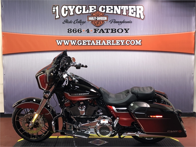 2021 Harley-Davidson Touring FLHXSE CVO Street Glide at #1 Cycle Center Harley-Davidson