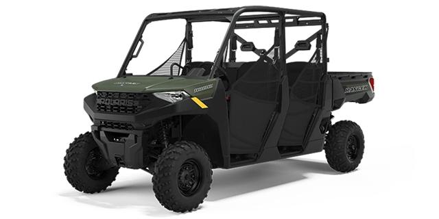 2022 Polaris Ranger Crew 1000 Base at Shawnee Honda Polaris Kawasaki