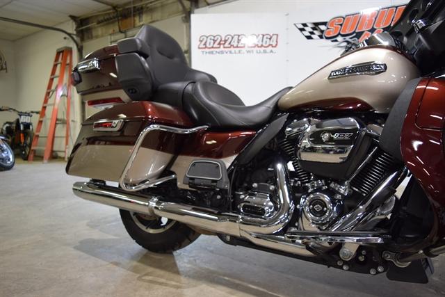 2018 Harley-Davidson Electra Glide Ultra Classic Ultra Classic at Suburban Motors Harley-Davidson