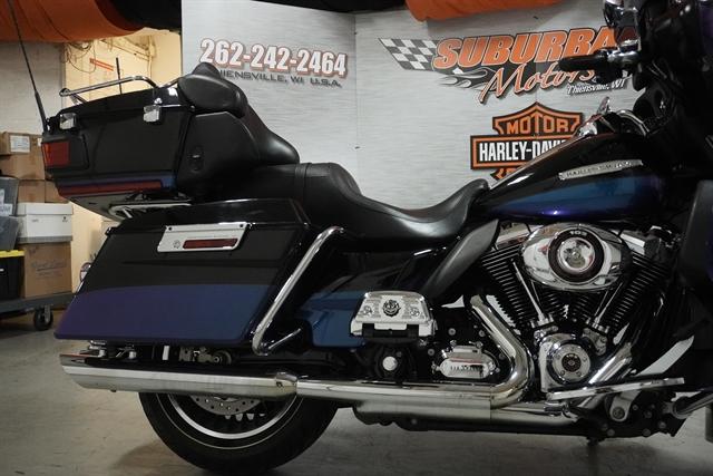 2010 Harley-Davidson Electra Glide Ultra Limited at Suburban Motors Harley-Davidson