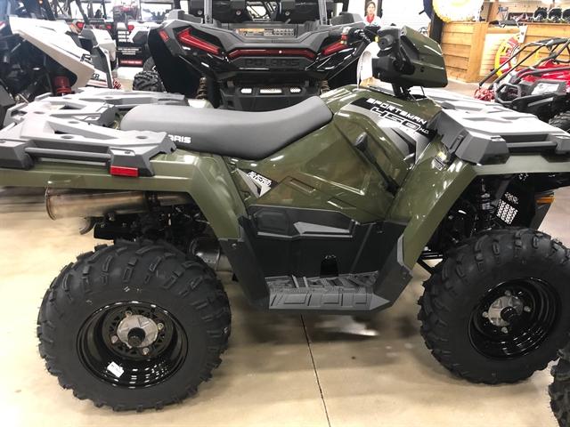 2020 Polaris Sportsman 450 H.O. Utility Base at Got Gear Motorsports